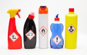 Neue Gefahrensymbole auf Reinigungsmitteln